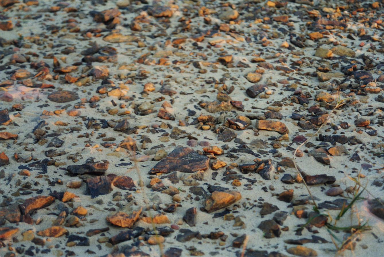 Exposición EFTI. Piedras