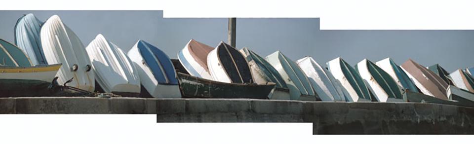 Exposición EFTI. Barcas