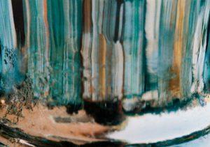Fotografía de reflejos en cubitera 79x55cm