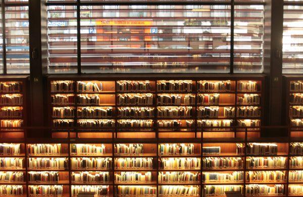 Fotografía de La Central librería del Reina Sofía