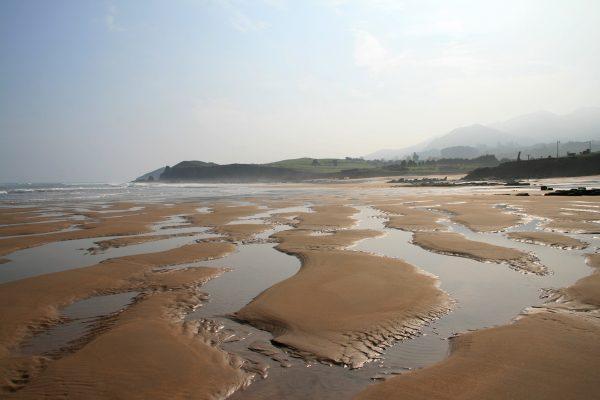 Fotografía de la playa de la Espasa