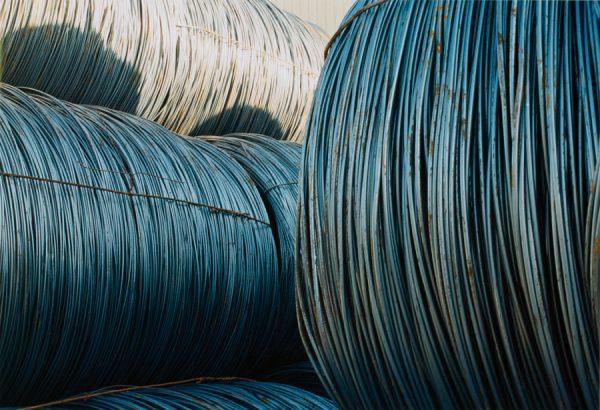 Fotografía de cables industriales